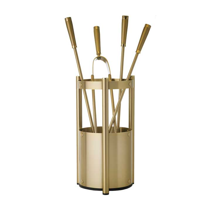 ZOGO Bucket Tools No 1195 K27 Oro Mat Oro