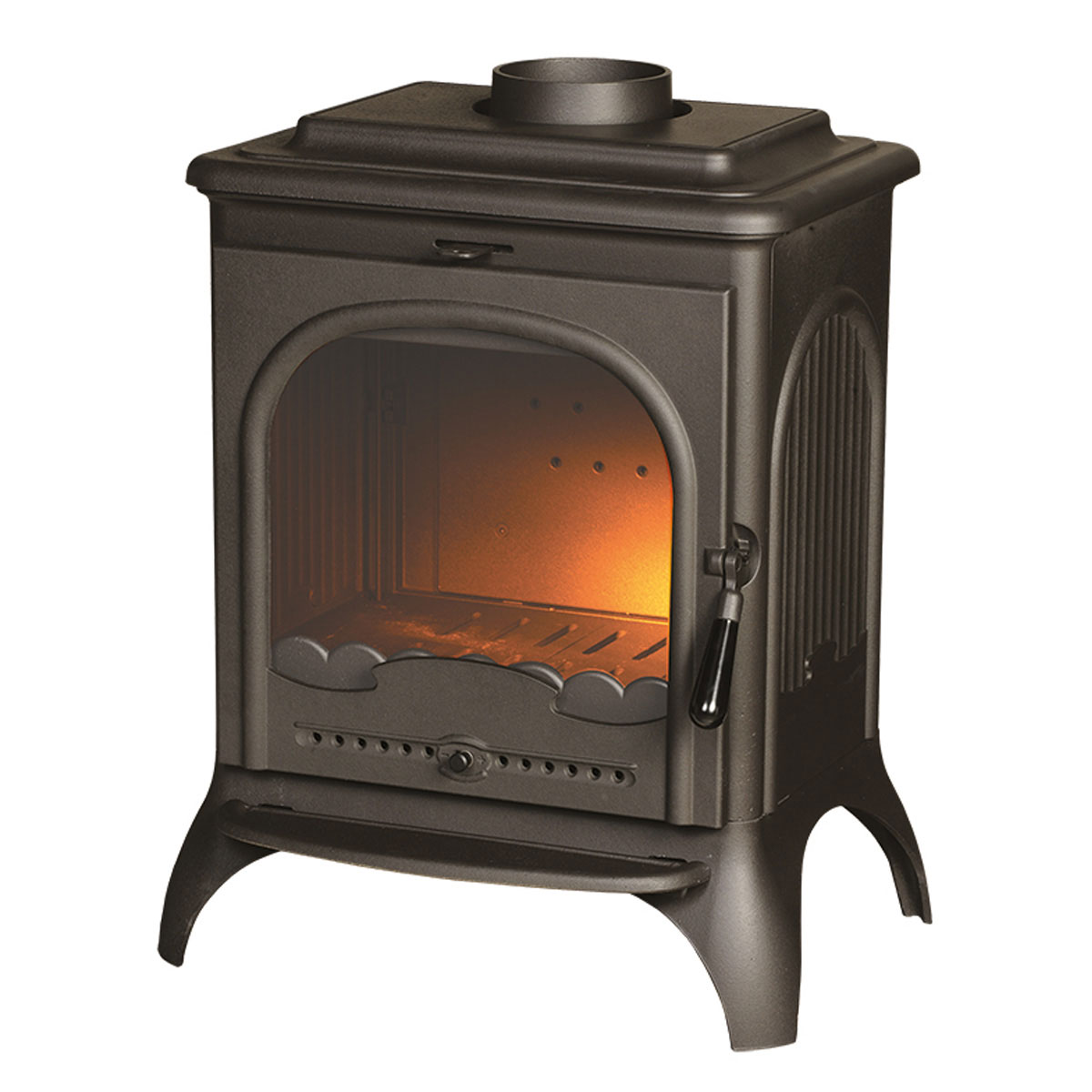 INVICTA FRANCE Wood Stove Seville 2 Anthracite