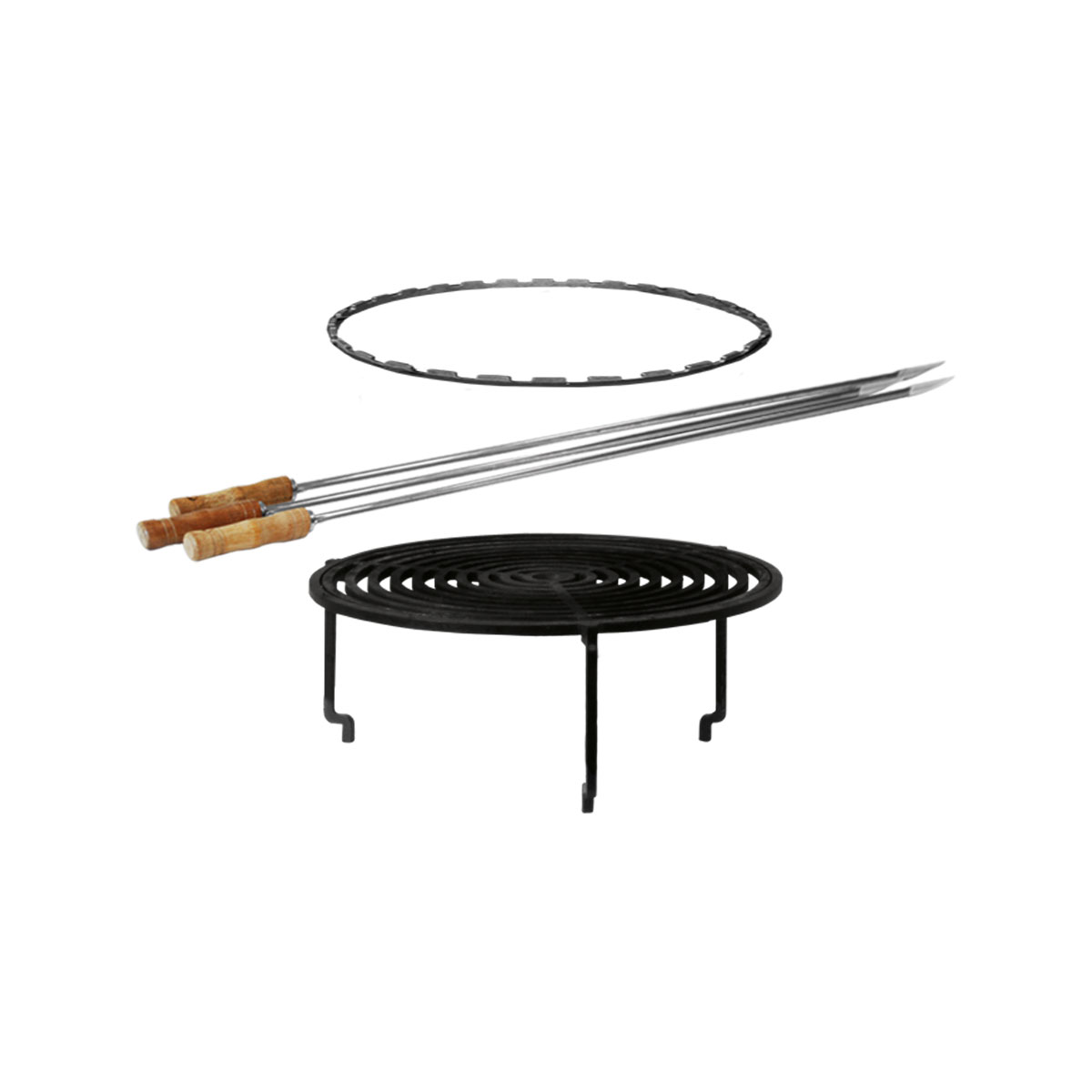 OFYR 100 Grill Accessories Set