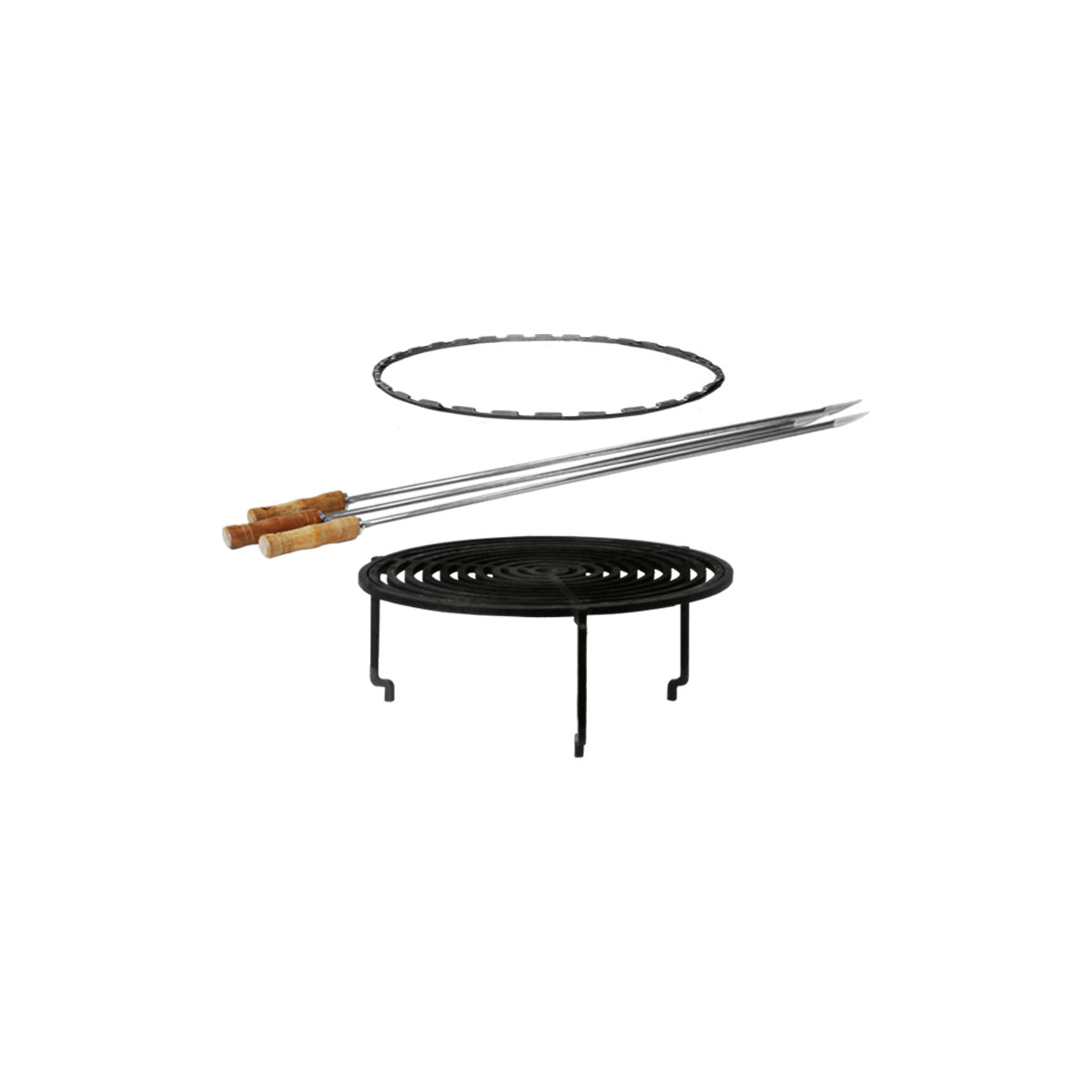 OFYR 85 Grill Accessories Set