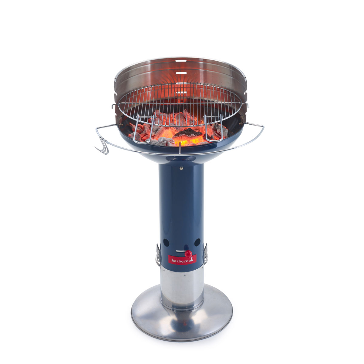 BARBECOOK BELGIUM Charcoal BBQ Optima Midnight