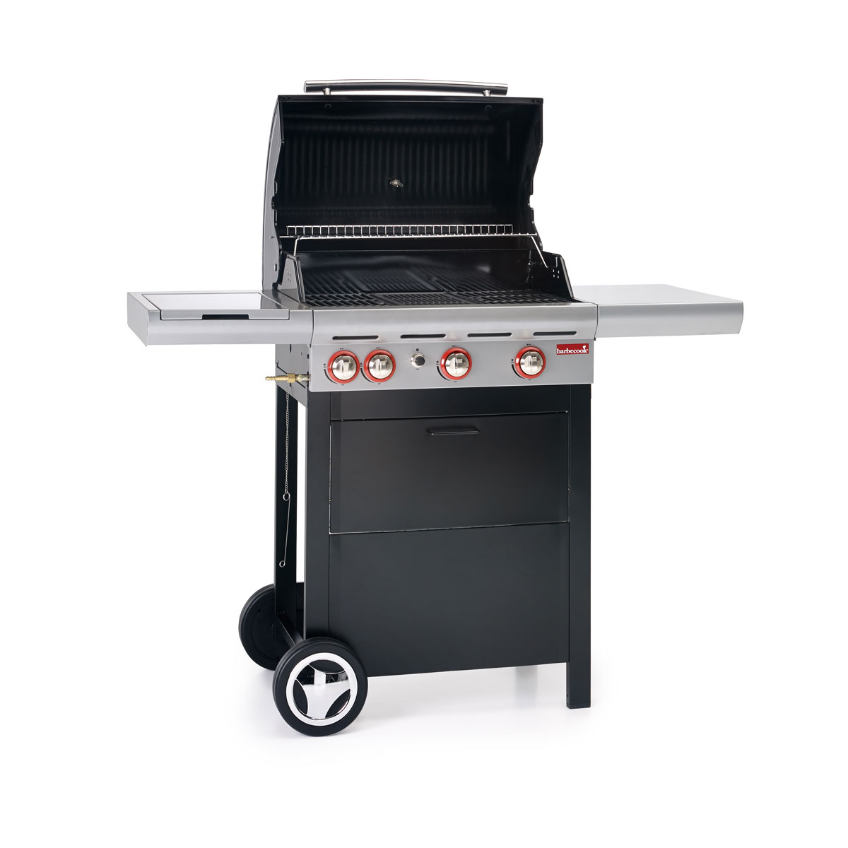 BARBECOOK BELGIUM Gas BBQ Spring 350 with Side Burner