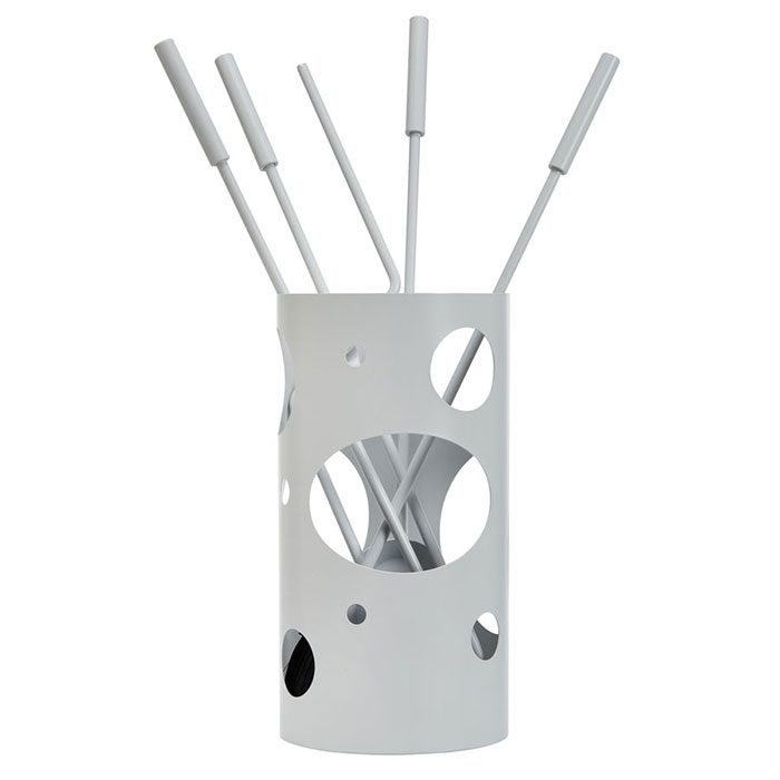 ZOGO Bucket Tools No 1230-K30 Ice White