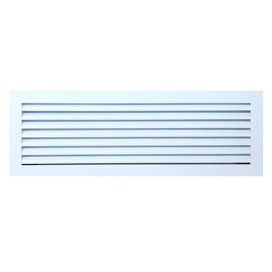 KRATKI POLAND Vent Grill 17-49 Fresh Biala = White Colour