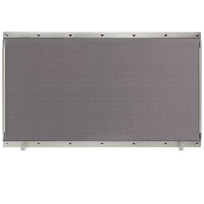 ZOGO Screen 544 Nickel Mat Chrome 52 * 100 cm