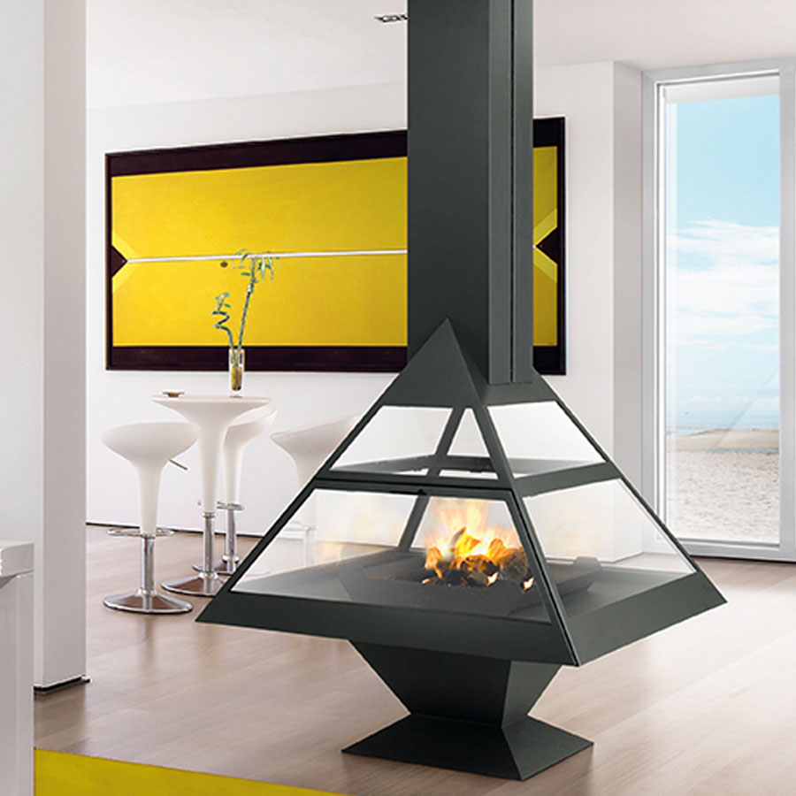 TRAFORART SPAIN Wood Fire Frontal Admeto