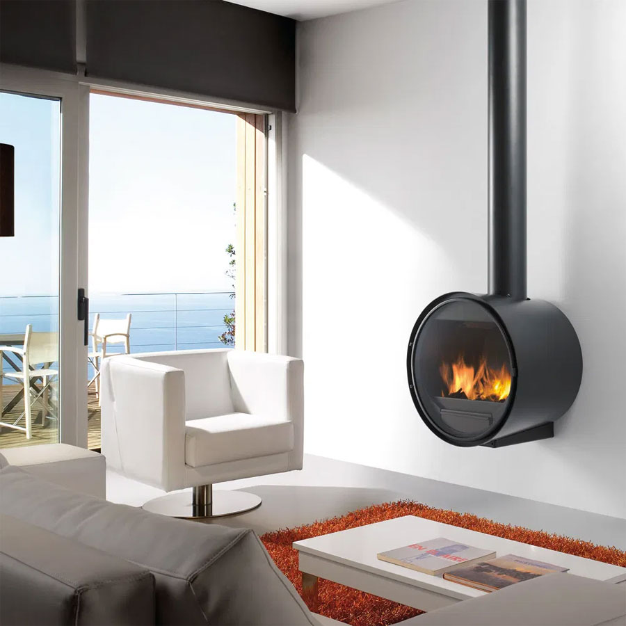ROCAL Wood Fire Frontal D-7 X1280