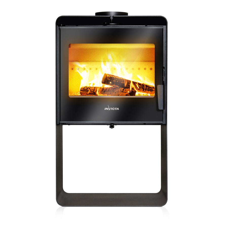 INVICTA FRANCE Wood Stove Bor