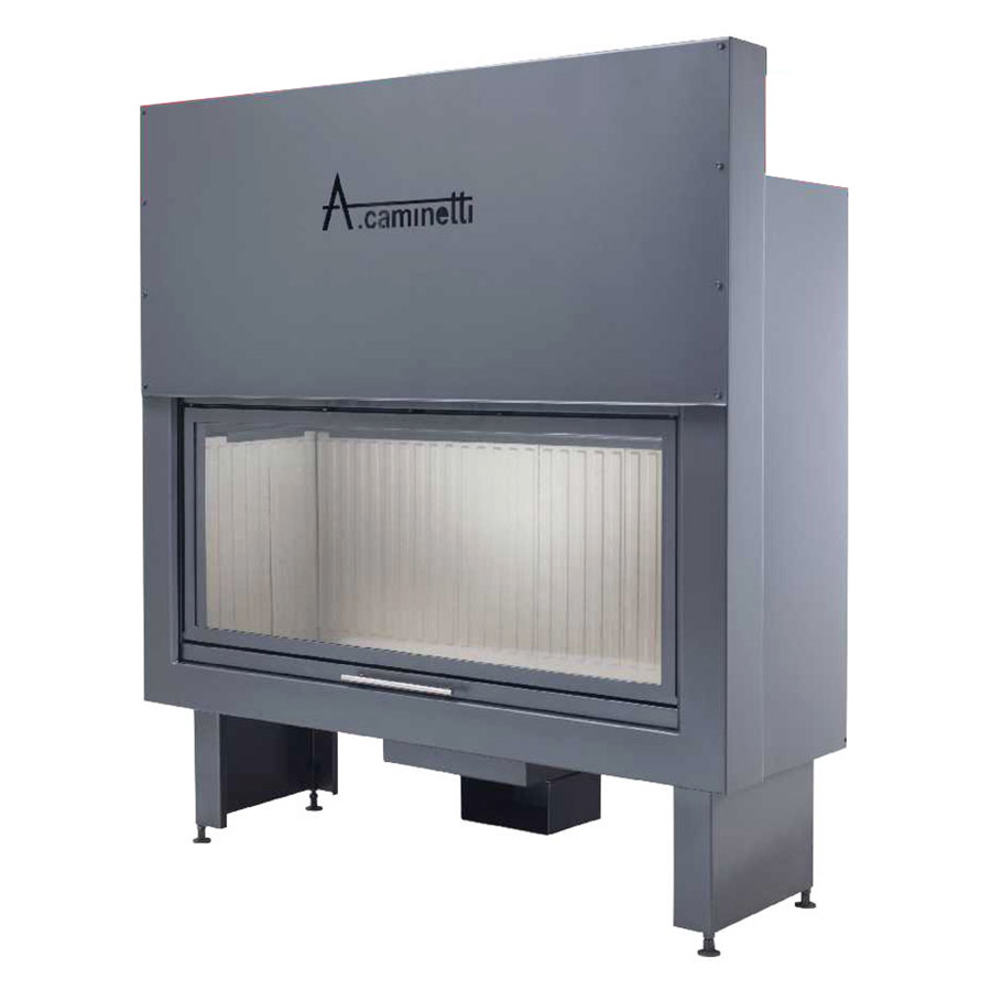 ACAMINETTI Wood Fireplace Horizon 120