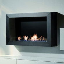 Rubyfires Atri Wall Stainless Steel