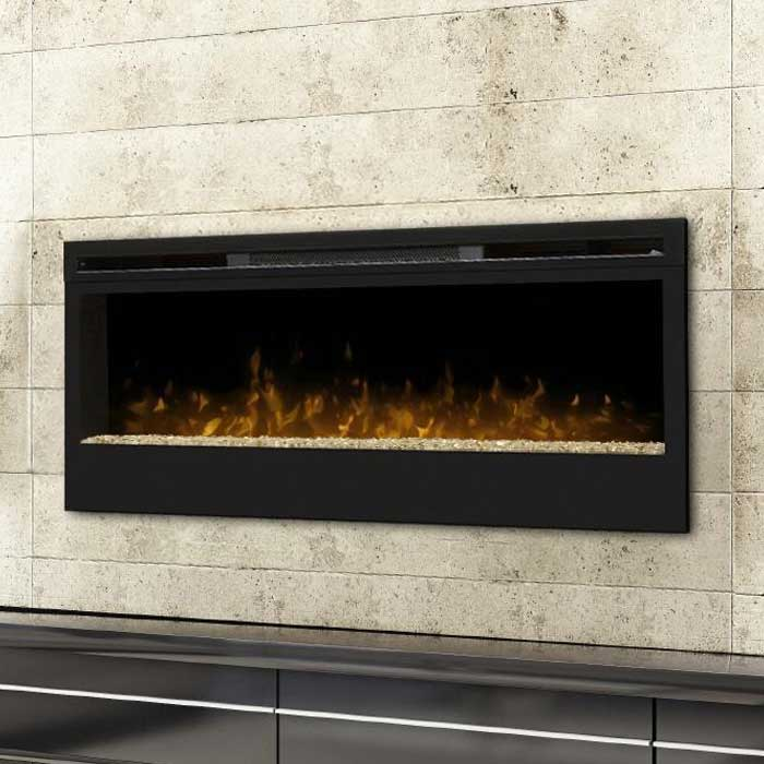 DIMPLEX Electric Fireplace Horizontal 127