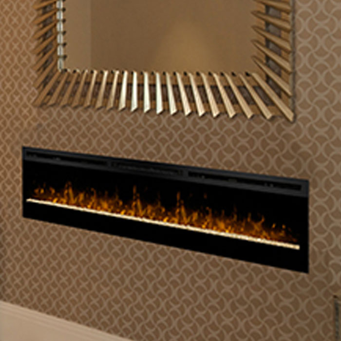 DIMPLEX Electric Fireplace Horizontal 188