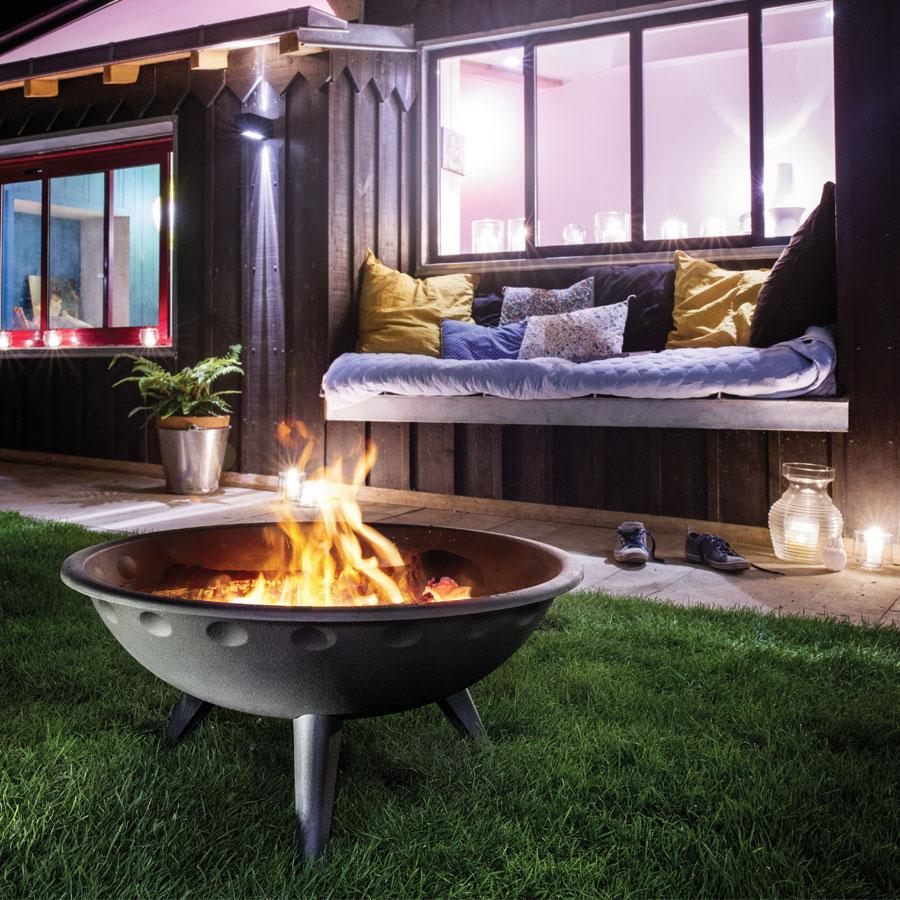 Brasero À L Éthanol invicta outdoor brasero iowa garden fire