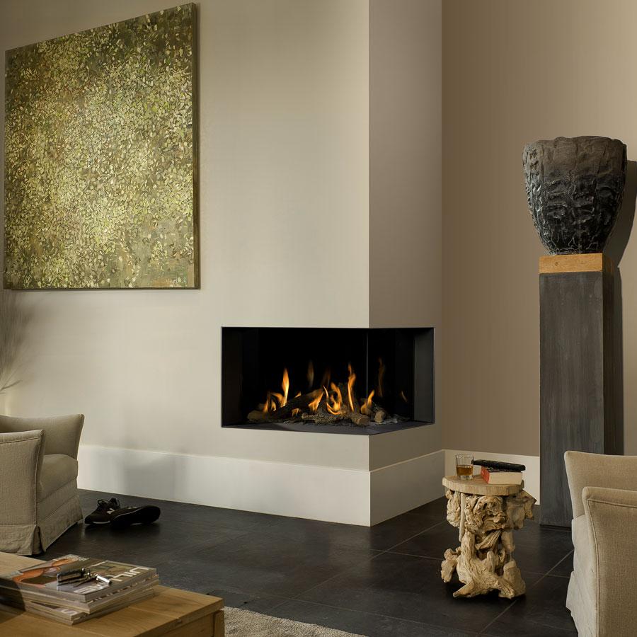 bellfires fireplaces corner bell medium  right ( cm) -