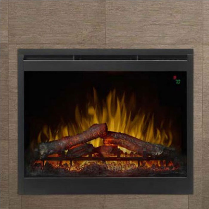 DIMPLEX Electric Fireplace Square 66