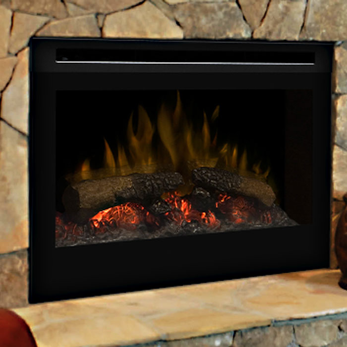 DIMPLEX Electric Fireplace Horizontal 64