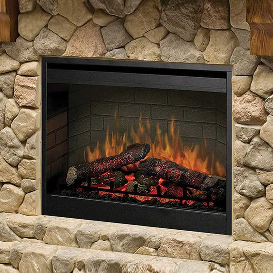 DIMPLEX IRELAND Electric Fireplace Square 66