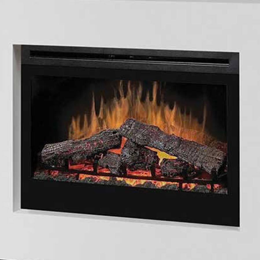 DIMPLEX Electric Fireplace Square 84