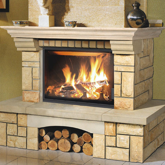 What Is Ethanol >> Wood and Gas : Fireplaces : Cheminee : Stones : Lebanon