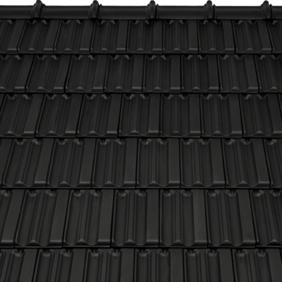 Tondach Roof Tiles Black