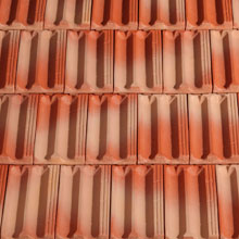 LA ESCANDELLA Roof Tiles Hispania Flat