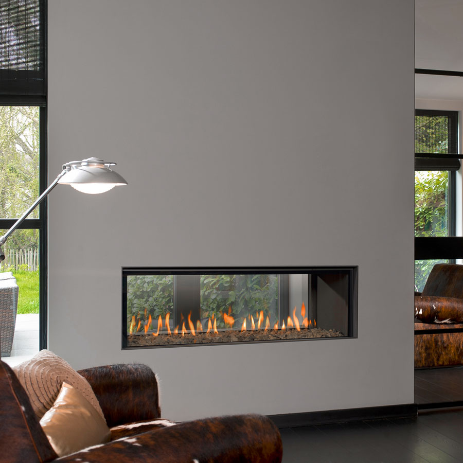 Bellfires Fireplaces Horizon Bell Large 3 Tunnel 154 Cm