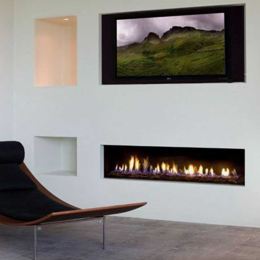 LINEAFIRE Fireplaces Horizontal 200