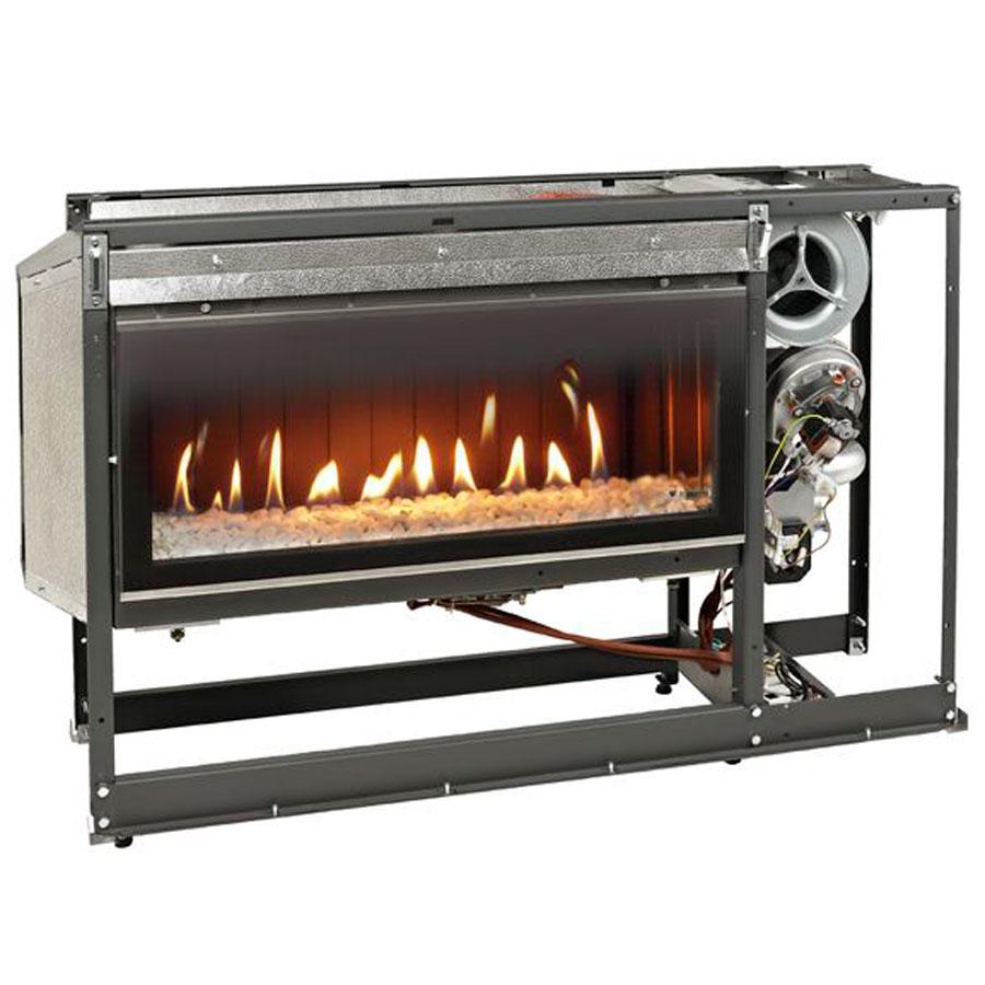 Italkero Fireplaces Milano 80 Double Sided