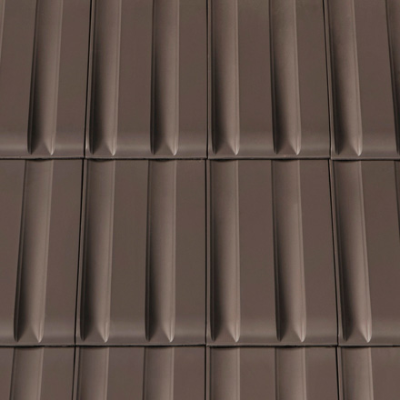 ESCANDELLA Brown Innova Roof Tile