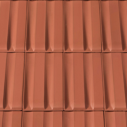 ESCANDELLA Red Innova Roof Tile