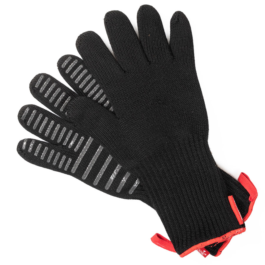 BARBECOOK BELGIUM Gloves Premium Black