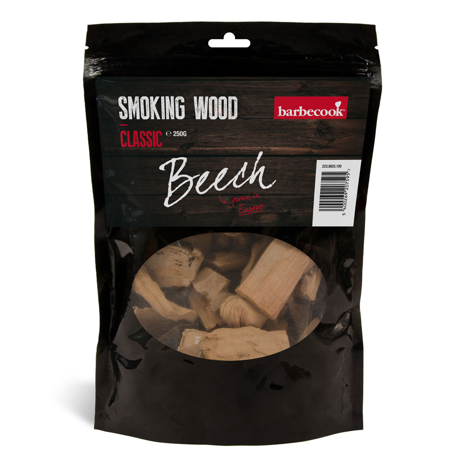 BARBECOOK BELGIUM Smoking Wood Beach Classic