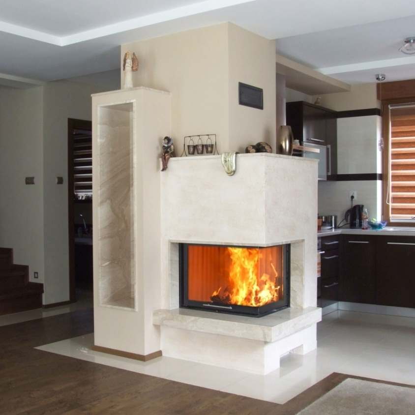 Kratki Fireplaces Maja P Bs 12 Kw