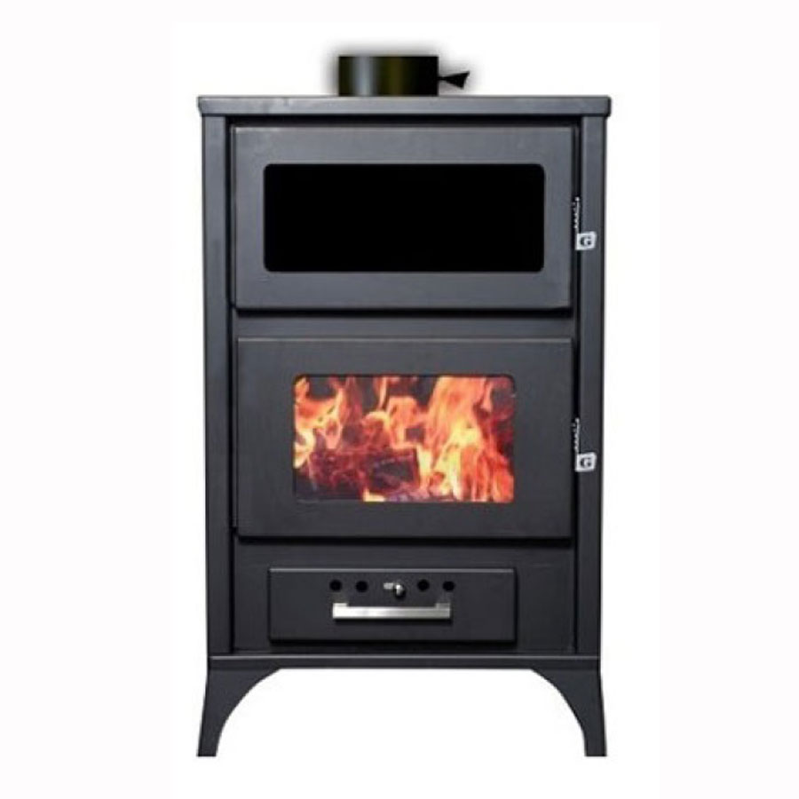 Fireproof Panels For Wood Stoves : Mg black wood and gas roof tiles fireplaces stones