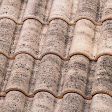 LA ESCANDELLA Roof Tiles Athenas Mixed