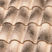 LA ESCANDELLA Roof Tiles Cartago Mixed