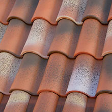 LA ESCANDELLA Roof Tiles Galia Mixed