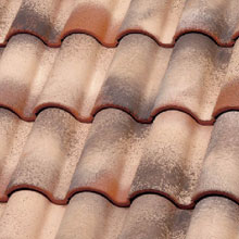 LA ESCANDELLA Roof Tiles Hispania Mixed