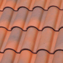 LA ESCANDELLA Roof Tiles Jaspeada  Mixed