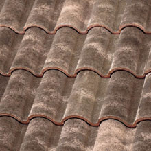 LA ESCANDELLA Roof Tiles Lucentum Mixed