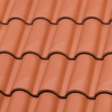 LA ESCANDELLA Roof Tiles Red Mixed