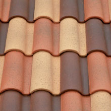 LA ESCANDELLA Roof Tiles Tossal Mixed