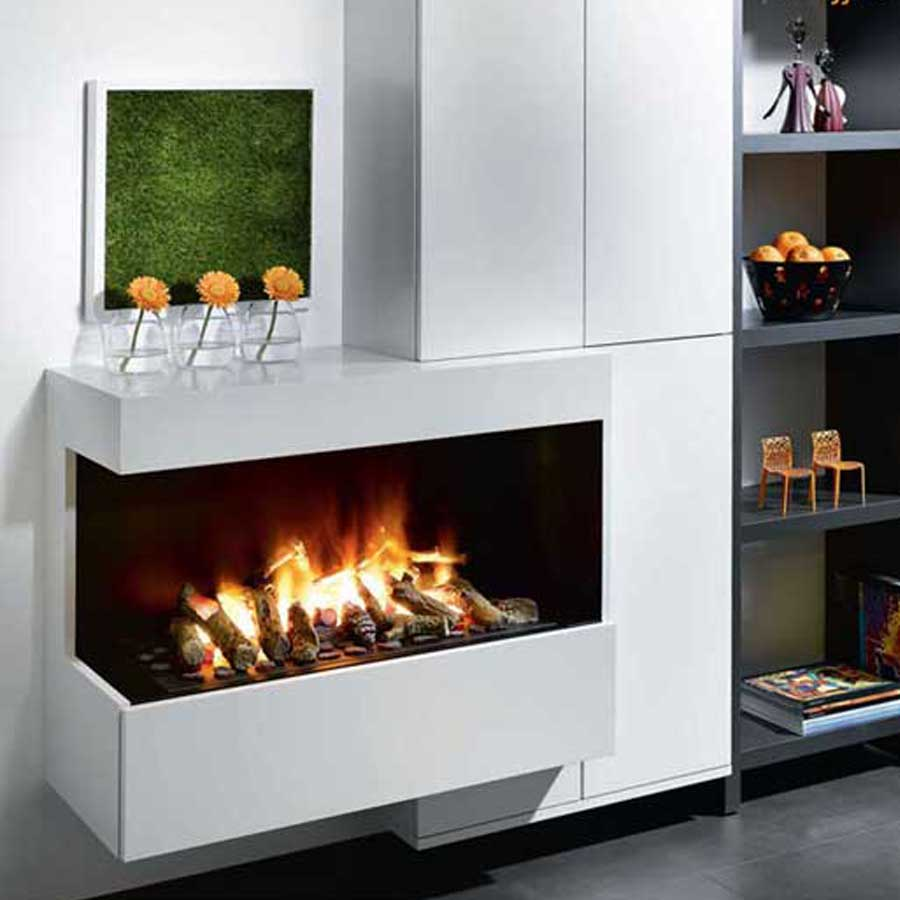 faber flora myst electric prod fireplace traditional product built closed in opti gala hearth
