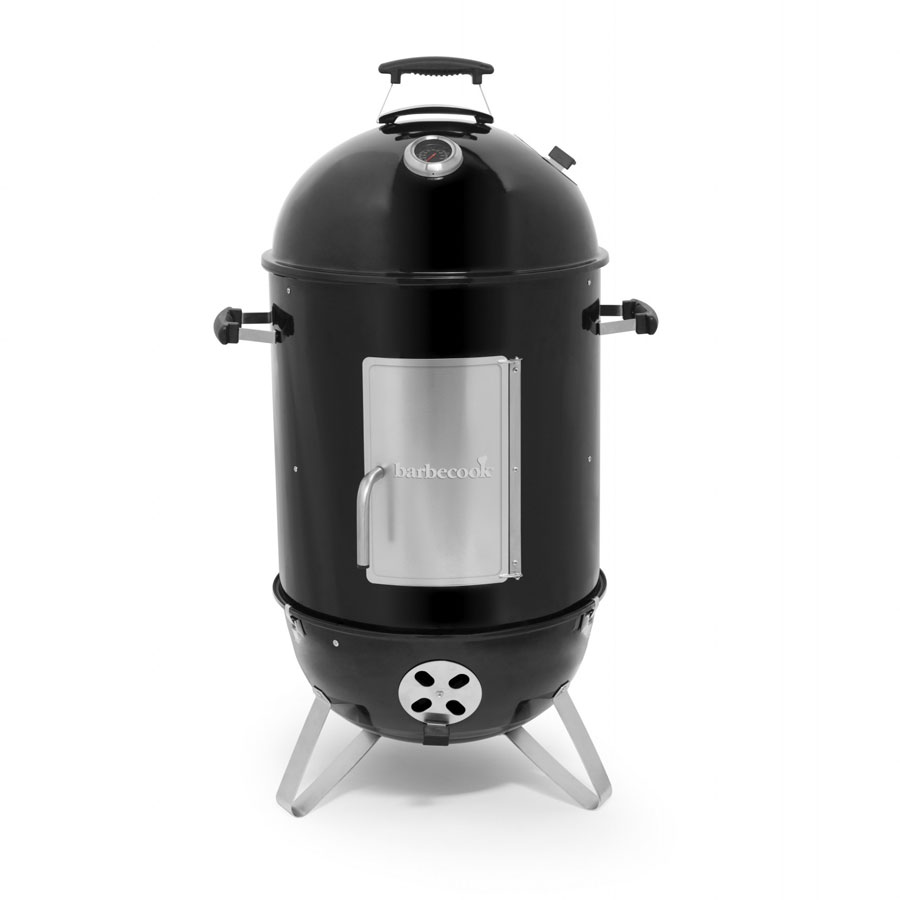 BARBECOOK BELGIUM Smoker BBQ Oskar M Black