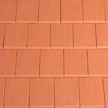 LA ESCANDELLA Roof Tiles Red  Planum