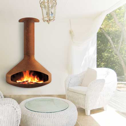 FOCUS Wood Fire Frontal Paxfocus Outdoor