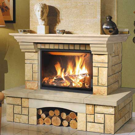 Ready Made Fireplace Fireplaces