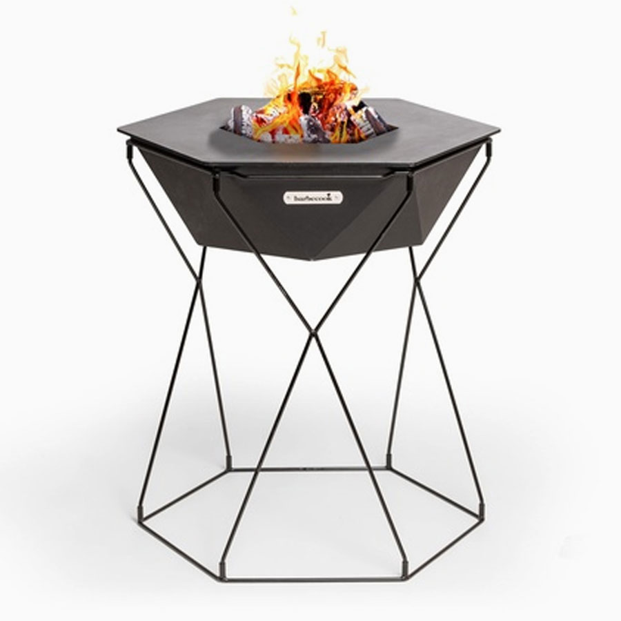 BARBECOOK BELGIUM Fire Basket and BBQ Rila