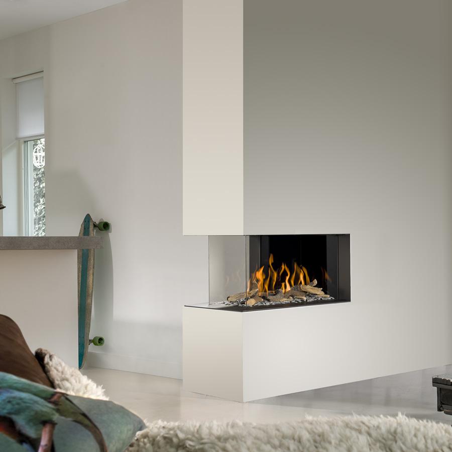 Bellfires Fireplaces View Bell Room Divider Medium 90 Cm