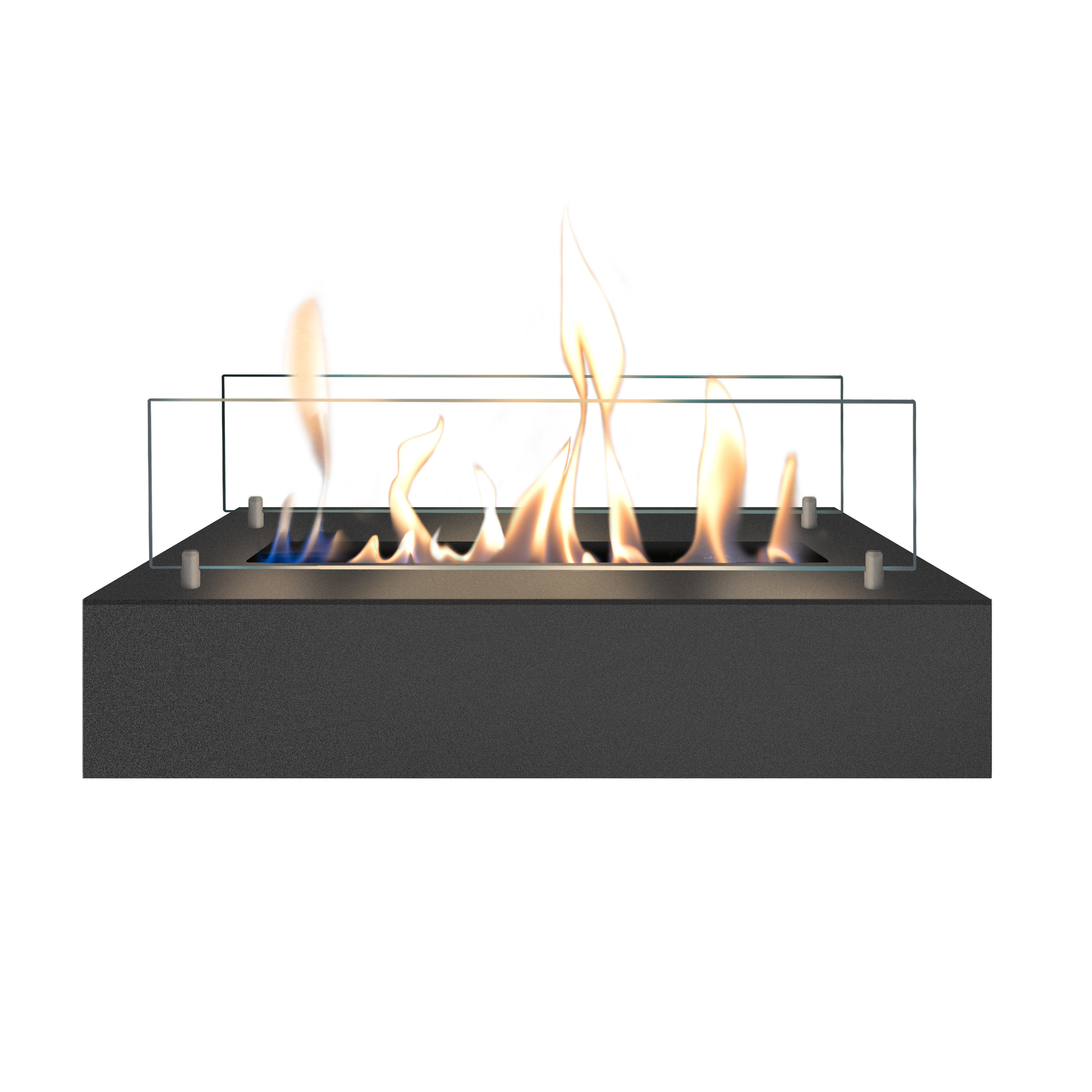 RUBY HOLLAND Bioethanol Burner Small (6) 41 X 21 X 8 cm